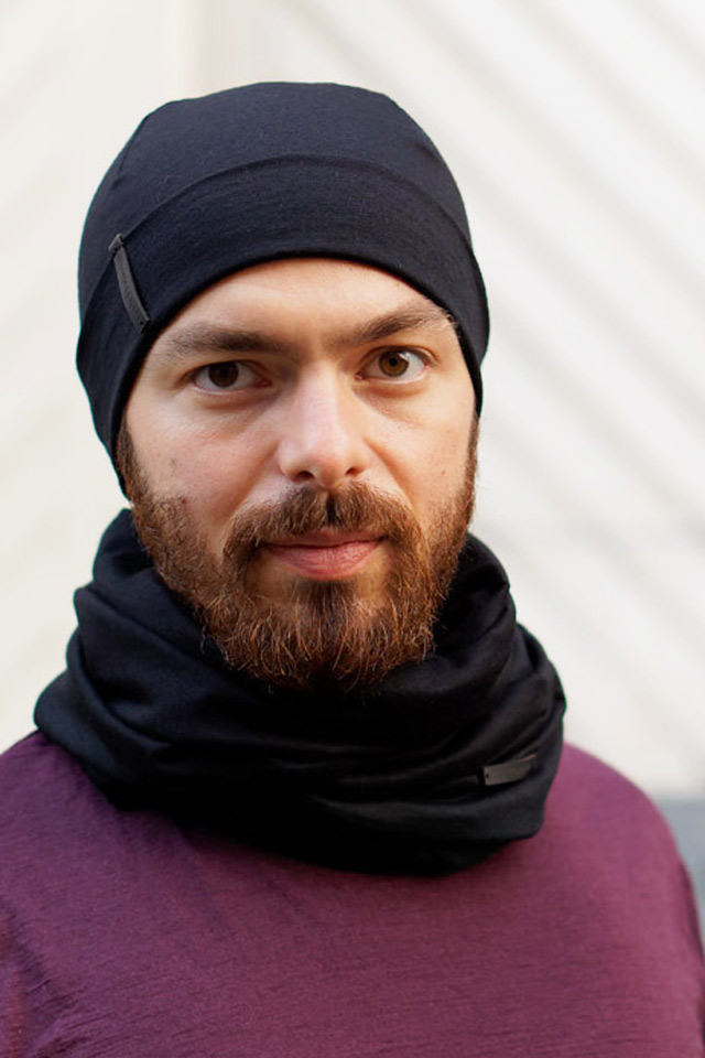 écharpe snood en laine mérinos pour cyclistes urbains Lady Harberton  unisexe homme femme dc22a084985