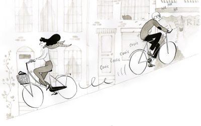 La pente à vélo : facile ou difficile ? [Storicyclette n°3]