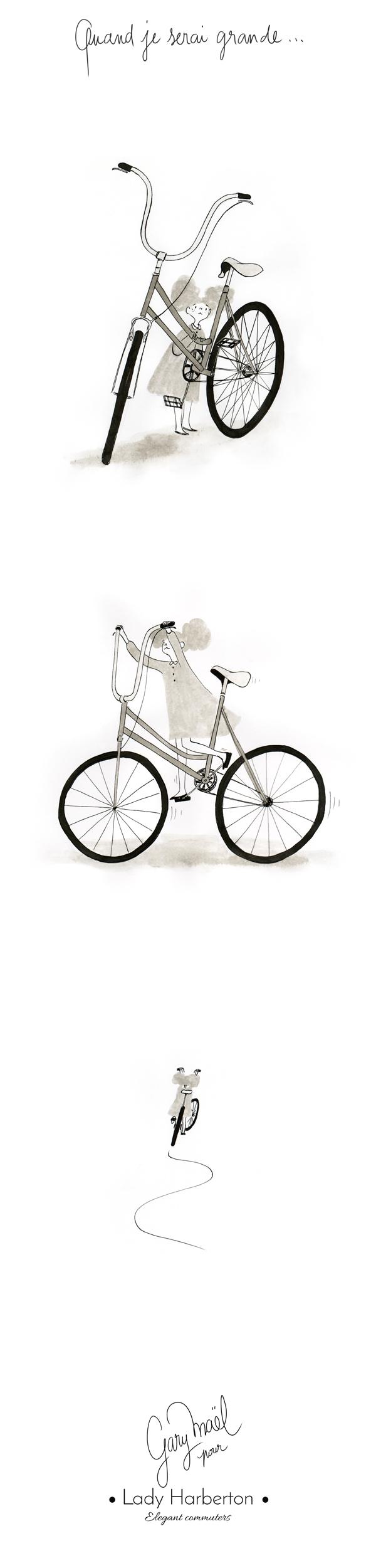 grown-up Cycle stories 1 Gary Maël