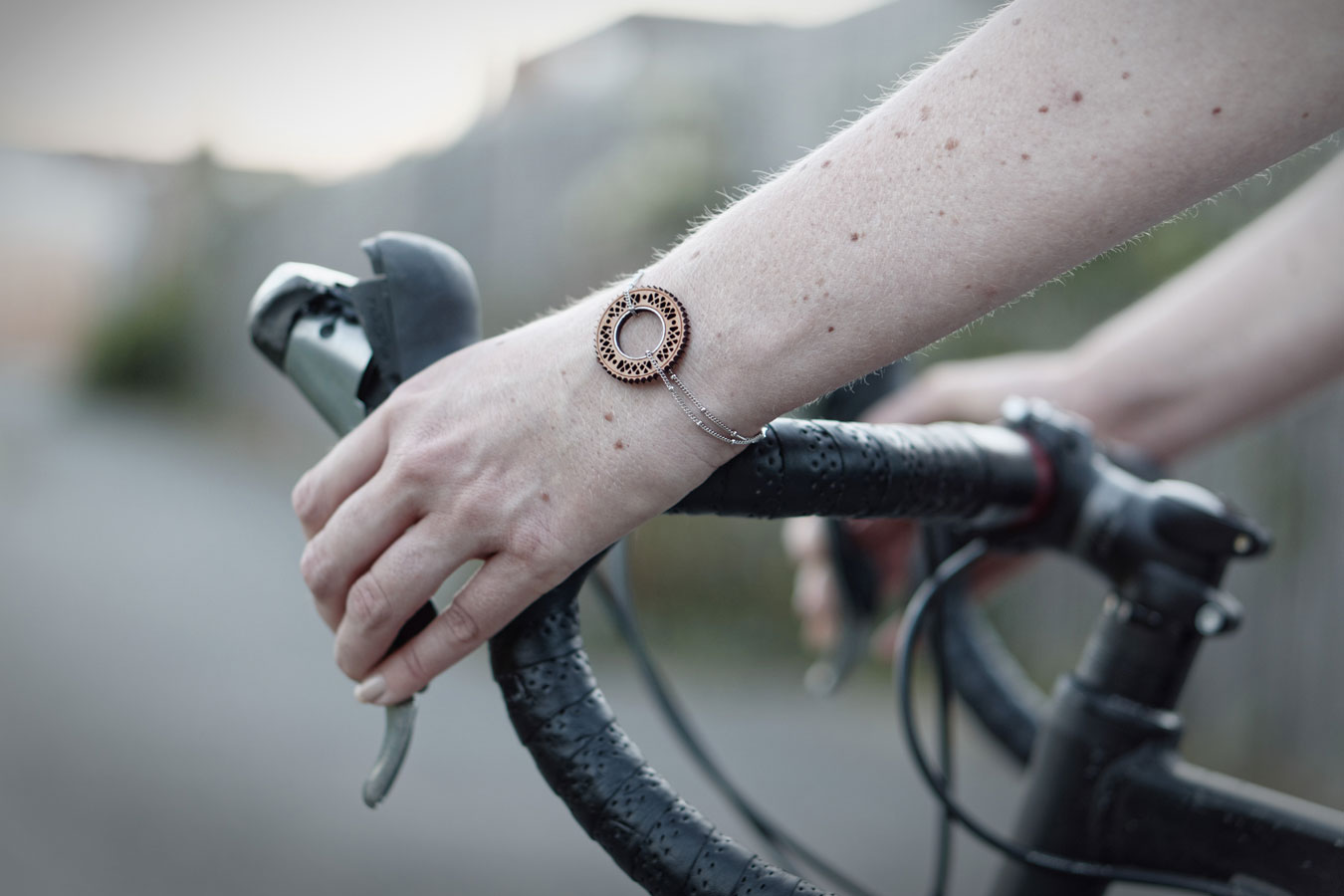 bijoux bois bracelet femme fabrique en france