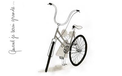 Nos plus vieux souvenirs d'enfant à vélo [Storicyclette n°1]