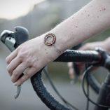 Le bracelet argent en bois Lady Harberton x bewood