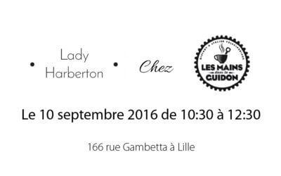 Les Mains dans le Guidon – Lille – Septembre 2016
