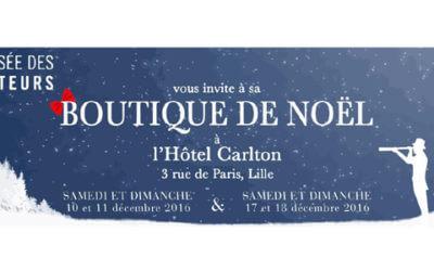 L'odyssée des créateurs – Lille – décembre 2016