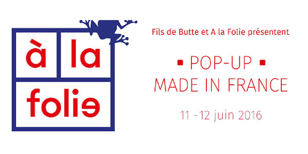 Lady Harberton au pop up made in France à Paris