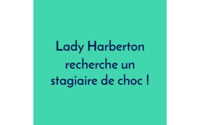 Lady Harberton recherche un(e) stagiaire (f/h) Community manager et communication digitale