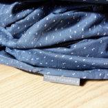 Echarpe-snood-Lady-Harberton-blue-moonlight-texture
