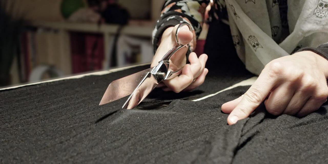 écharpe snood en laine mérinos pour cyclistes urbains Lady Harberton fabrication française