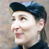 casquette femmes chic vélo Lady Harberton dorée