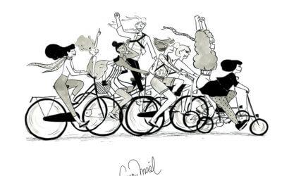 Prêtes pour un ride les filles ? [Storicyclette n°8]