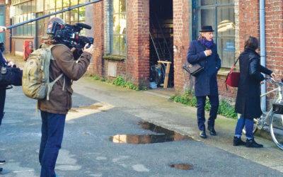 Lady Harberton sur Canal + : je vous raconte la petite histoire du tournage avec Antoine de Caunes