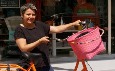 Alice de Day By Day Lille : «Je me suis lancée dans le vélotaf !» [Une Fille/Un vélo]