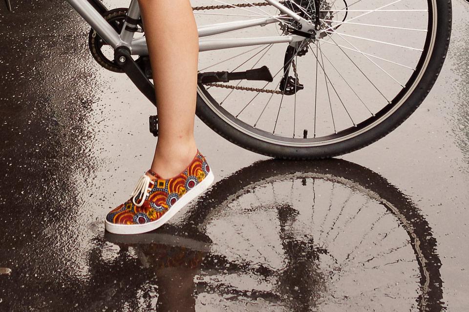 faire du vélo en hiver suivre la météo appli 2 Lady Harberton