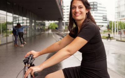 Joséphine, Fondatrice de Fair Feet : «Comment j'ai appris à faire du vélo à 31 ans» [Une Fille/Un vélo]