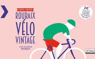Roubaix vélo Vintage – Vélodrome de Roubaix – 23/24 Juin 2018