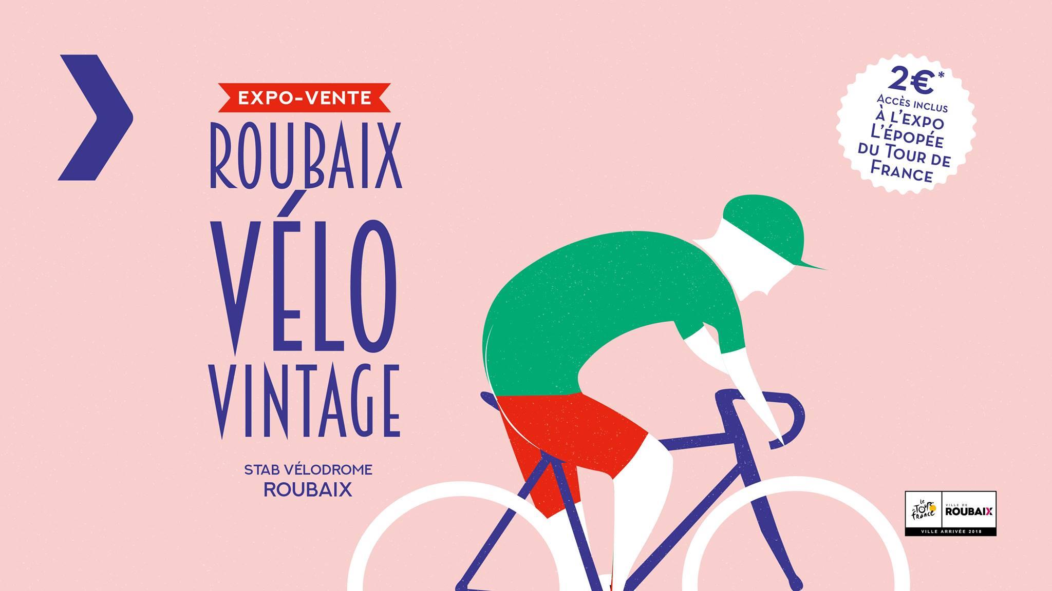 Lady Harberton au Roubaix Vélo Vintage