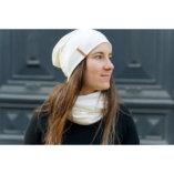 Bonnet-Blanc-echarpe-laine-merinos-unisexe-lady-harberton-porte-2-1080px