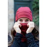 Snood-bordeaux-echarpe-laine-merinos-unisexe-lady-harberton-porte-1080px