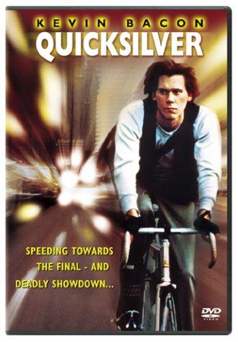 Coursier à vélo Film Quicksilver 1986