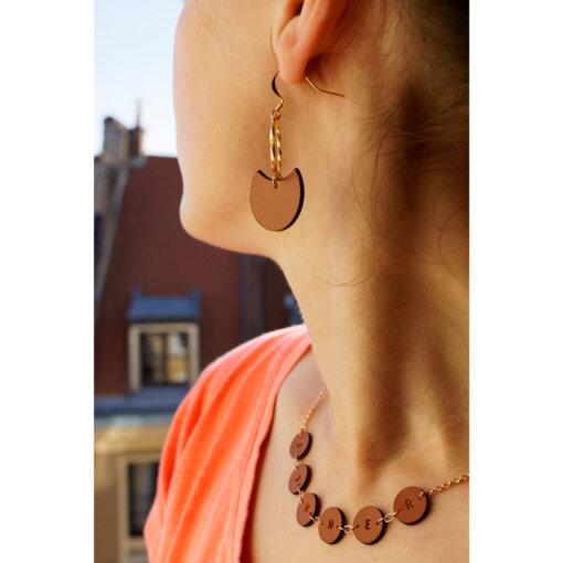 atelier DIY Lille travail du cuir bijoux Lady Harberton