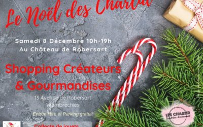 Le Noël des Charlid – Chateau de Wambrechies – 8 Décembre 2018