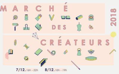 Marché de Noël – Techshop Lille – 7/8 Décembre 2018