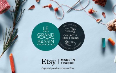 ETSY Made in France – Lille – L'Hirondelle – 13-15 décembre 2019