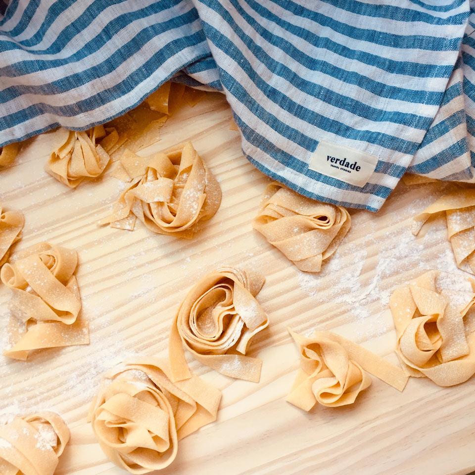 pasta fraîches maison recette Lady Harberton