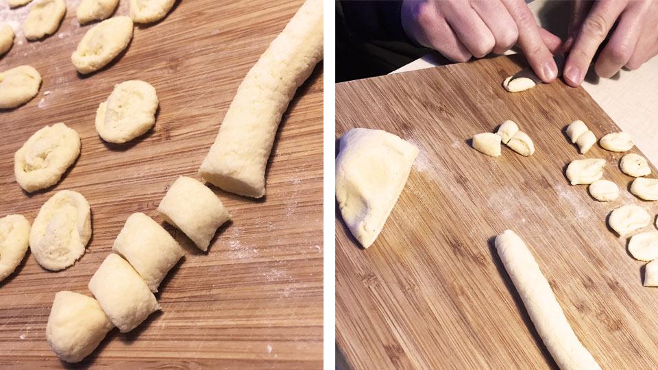 pâtes orecchiette maison recette lady harberton