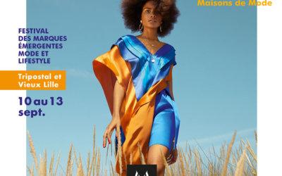 Nomad Market Maisons de mode – Lille – Tripostal – 12-13 septembre 2020