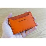 Lady-Harberton-Porte-cartes-Orange-Solaire