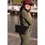 sac à main en cuir Made in France Lady Harberton